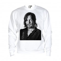 Sweat Norman Reedus - adulte blanc