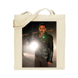 Tote bag Jeffrey Dean Morgan