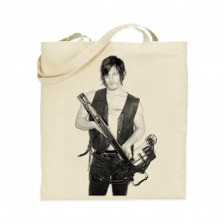 Tote bag Norman Reedus
