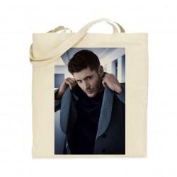 Tote bag Jensen Ackles