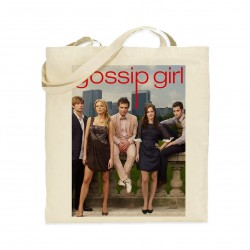 Tote bag Gossip Girl