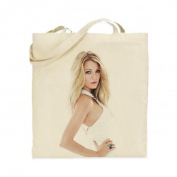 Tote bag Blake Lively