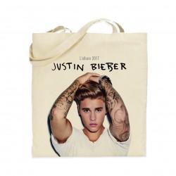 Tote bag Justin Bieber