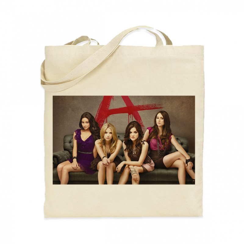 Tote bag Pretty Little Liars