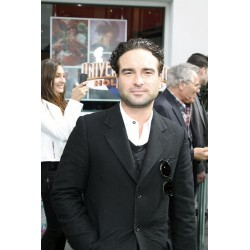 Photo Johnny Galecki