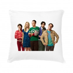 Coussin The Big Bang Theory