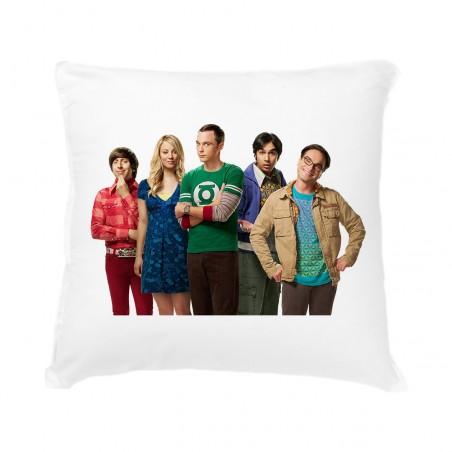 Coussin The Big Bang Theory