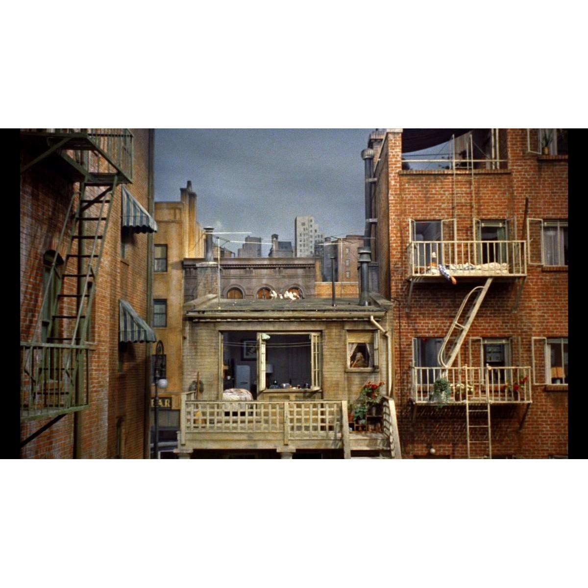 Photo Fenêtre sur cour - REAR WINDOW