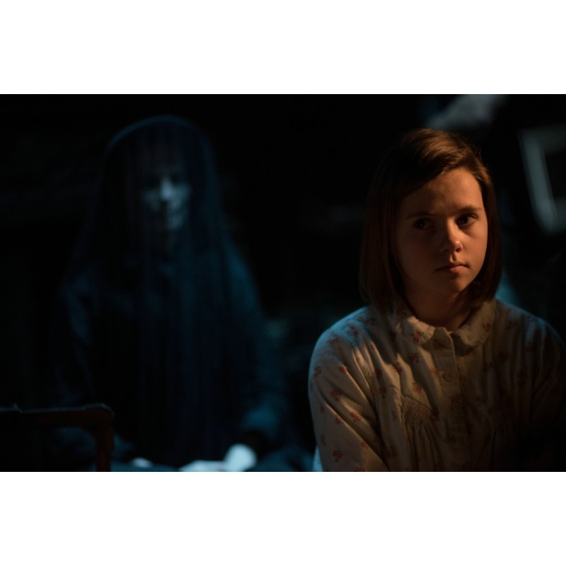 Photo La Dame en Noir 2 - L'Ange de la Mort
