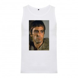 Débardeur Al Pacino - homme blanc