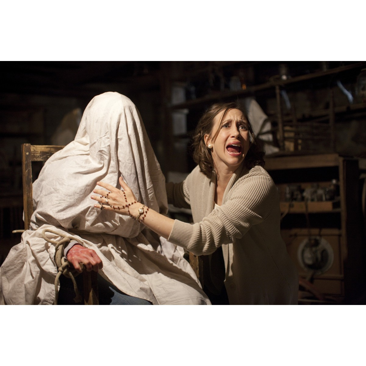 Photo The Conjuring 1, les dossiers Warren