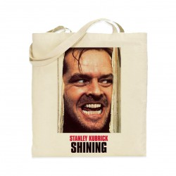 Tote bag Shining