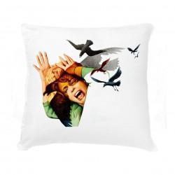 Coussin Les oiseaux - The Birds