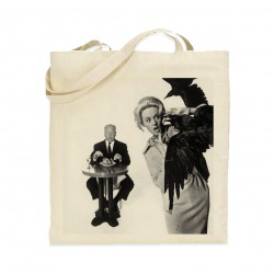 Tote bag Les oiseaux - The Birds