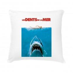 Coussin Jaws / Les dents de la mer