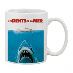 Mug Jaws / Les dents de la mer