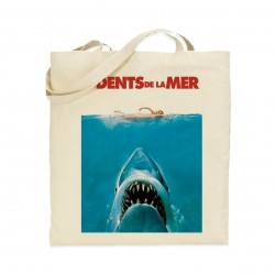 Tote bag Jaws / Les dents de la mer