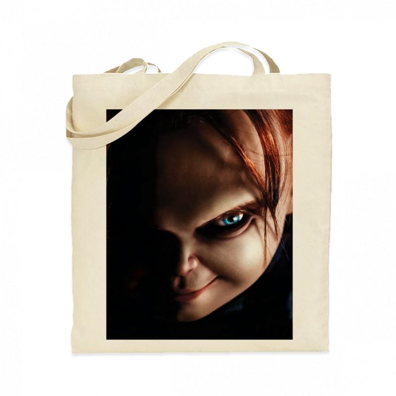 Tote bag Chucky
