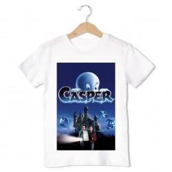 T-Shirt Casper - enfant blanc