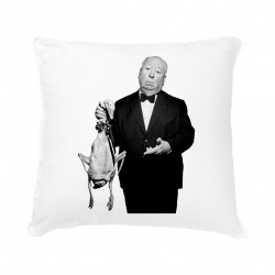 Coussin Alfred Hitchcock