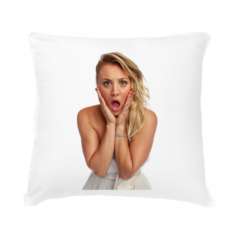 Coussin Kaley Cuoco
