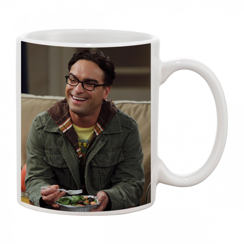 Mug Johnny Galecki