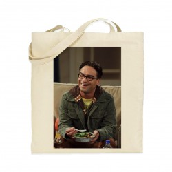 Tote bag Johnny Galecki