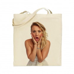 Tote bag Kaley Cuoco