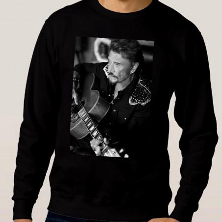 Johnny Hallyday Portrait