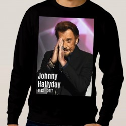 Sweat Johnny Hallyday forever