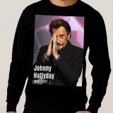 Sweat Johnny Hallyday forever